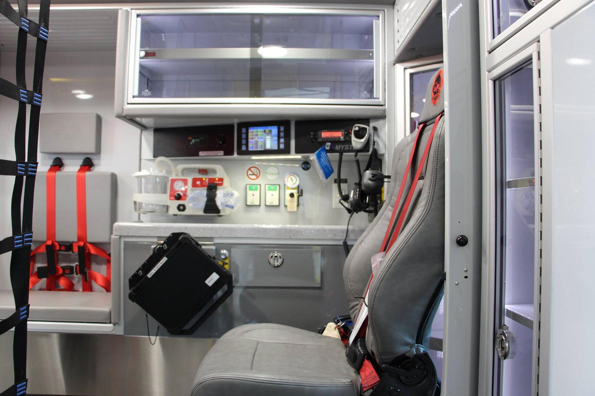 Direct Sales Canada >> Las Vegas Fire Rescue - Demers Ambulances