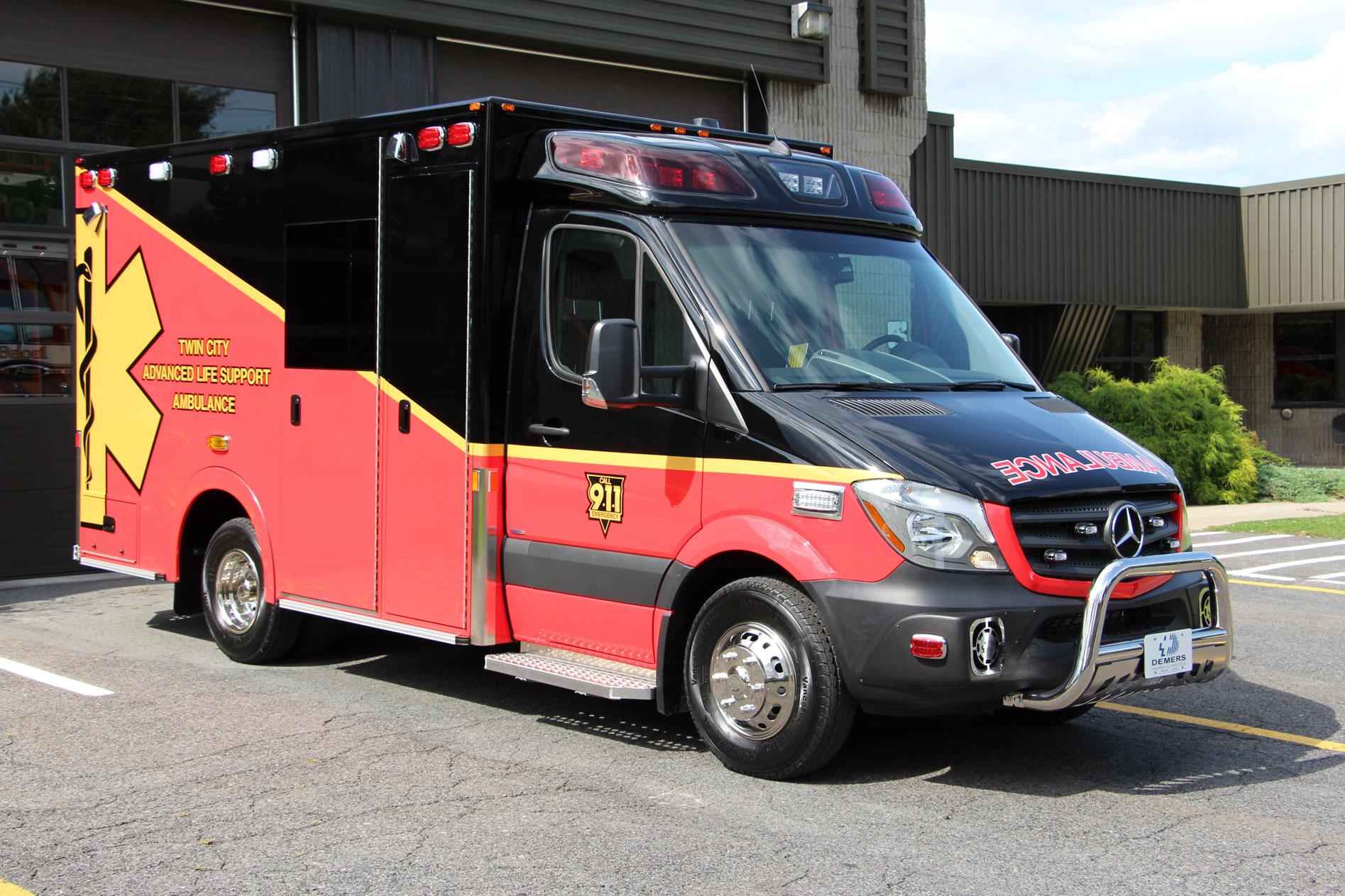 Twin City Care Demers Ambulances