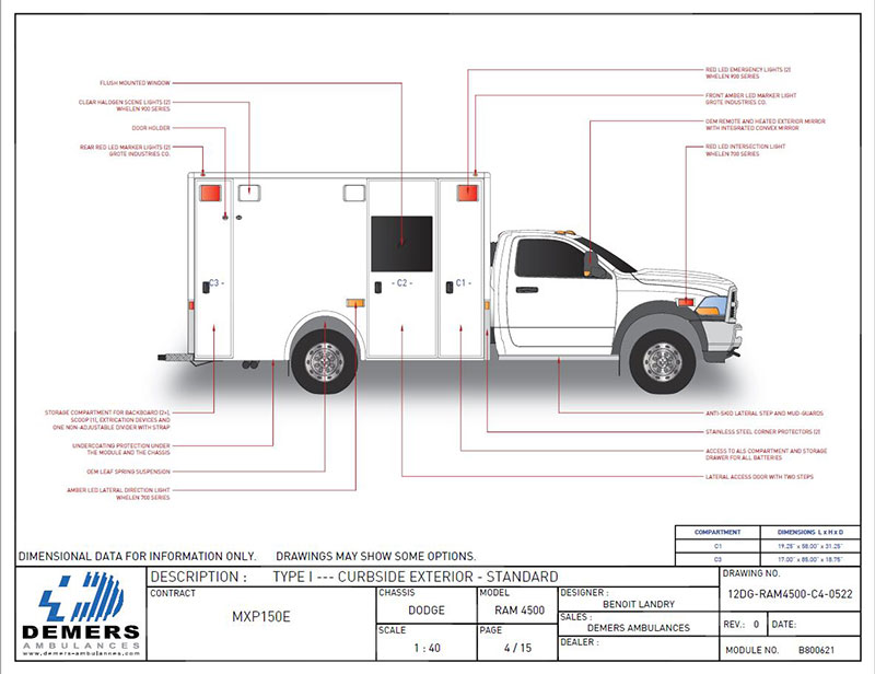 Ambulance Wiring Schematic