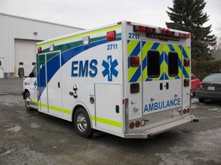 History - Demers Ambulances