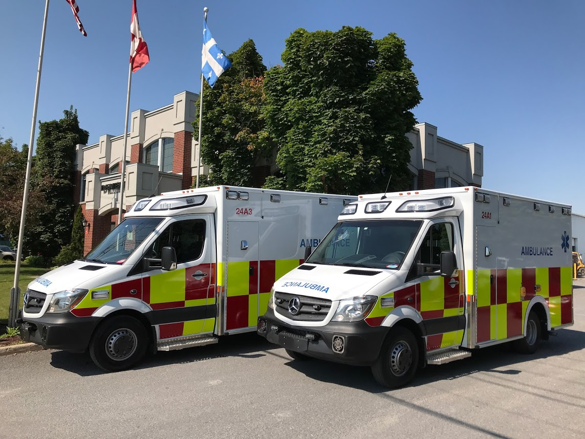 Type 3 Ambulance Demers Ambulances
