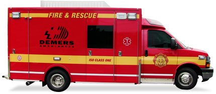 Emergency Vehicles | Ambulance Manufacturers | Demers Ambulances