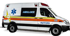 Model Comparison Chart - Demers Ambulances