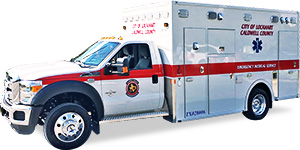 Model Comparison Chart - Demers Ambulances