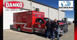 Pictured Left to Right: Steve Recker and Andrew Snodgrass.<br />