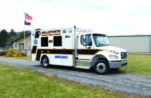 Bellefonte EMS MXP 170